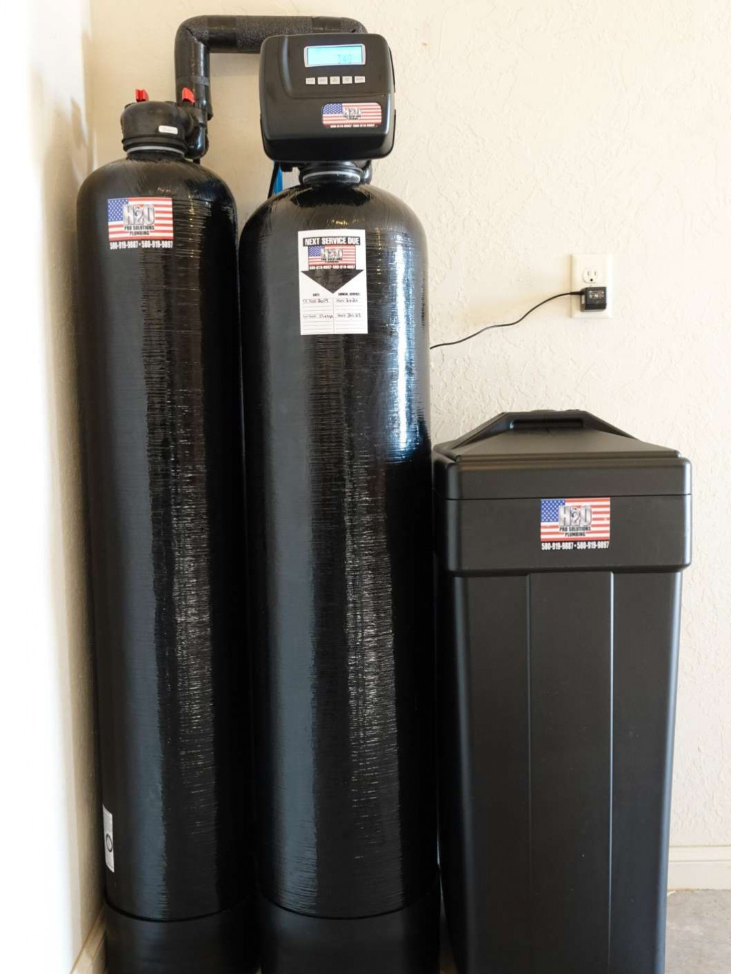 3 great reasons to install a water softener